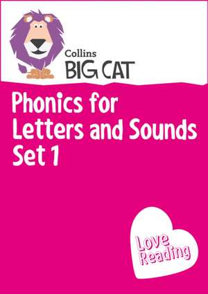 Collins Big Cat Phonics for Letters and Sounds Set