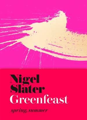 Greenfeast de Nigel Slater