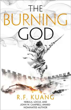 The Burning God de R. F. Kuang