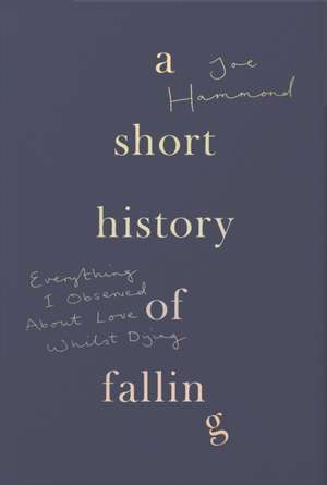 A Short History of Falling de Joe Hammond