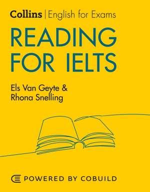 Reading for IELTS de Els Van Geyte