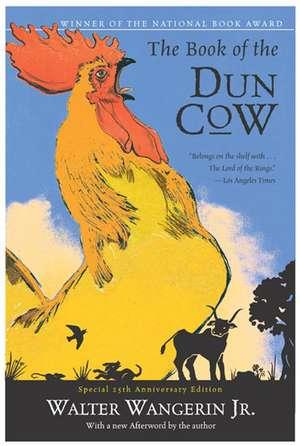The Book of the Dun Cow de Jr. Walter Wangerin