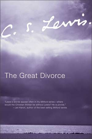 Great Divorce de C. S. Lewis