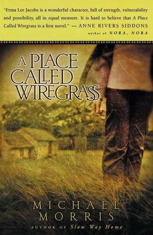 A Place Called Wiregrass de Michael Morris