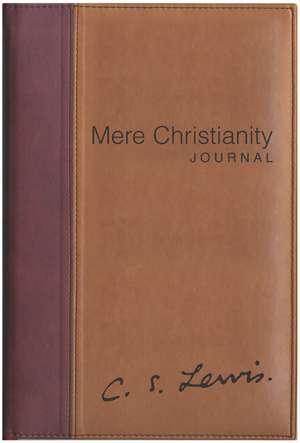Mere Christianity Journal de C. S. Lewis