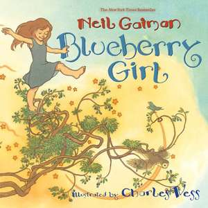 Blueberry Girl imagine