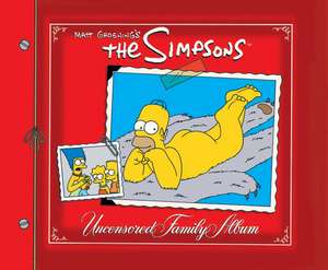 The Simpsons Uncensored Family Album