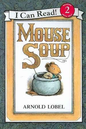 Mouse Soup Book and CD de Arnold Lobel