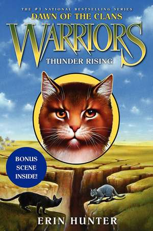 Thunder Rising: Warriors: Dawn of the Clans vol 2 de Erin Hunter