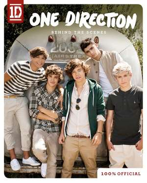One Direction: Behind the Scenes de One Direction