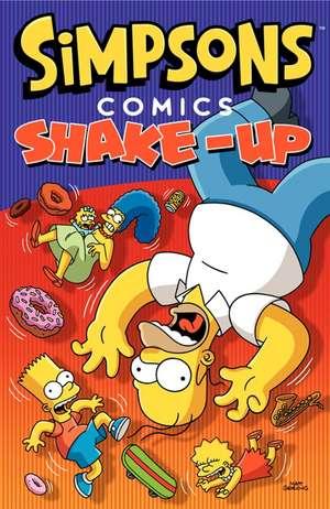 Simpsons Comics Shake-Up de Matt Groening