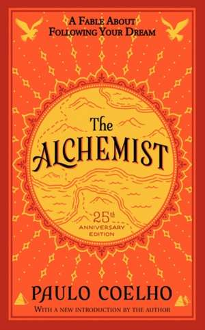 The Alchemist 25th Anniversary imagine