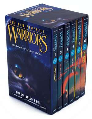 Warriors: The New Prophecy Box Set: Volumes 1 to 6 imagine