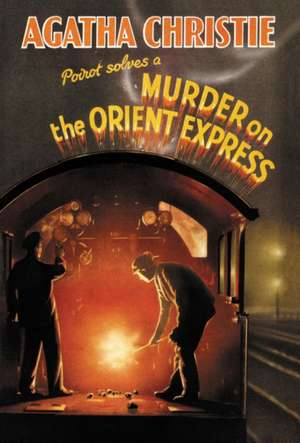 Murder on the Orient Express Classic Edition imagine