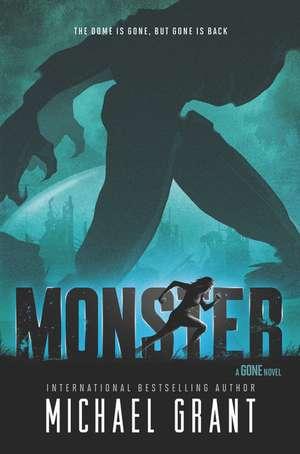 Monster de Michael Grant