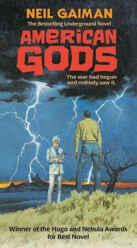 American Gods: The Tenth Anniversary Edition: A Novel de Neil Gaiman