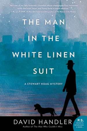 The Man in the White Linen Suit: A Stewart Hoag Mystery de David Handler