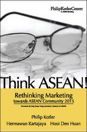 Think ASEAN de Philip Kotler