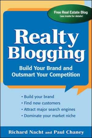 Realty Blogging de Richard Nacht