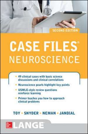 Case Files Neuroscience 2/E