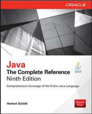 Java: The Complete Reference, Ninth Edition de Herbert Schildt