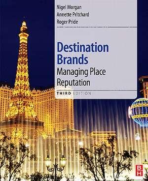 Destination Brands de Nigel Morgan
