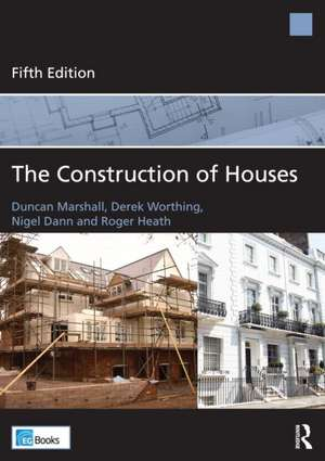 The Construction of Houses de Duncan Marshall