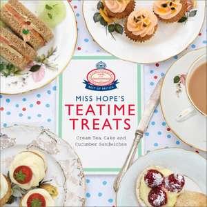 Miss Hope's Teatime Treats