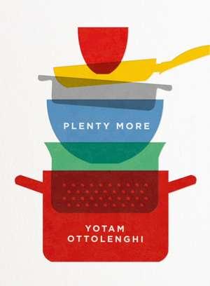 Plenty More de Yotam Ottolenghi