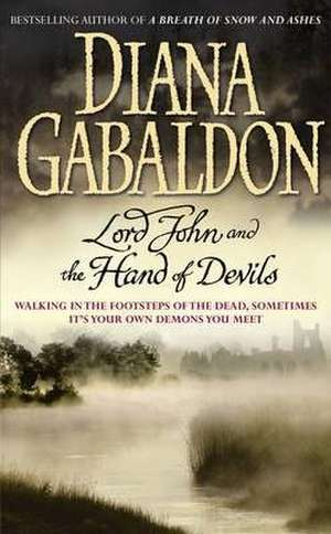 Lord John and the Hand of Devils imagine