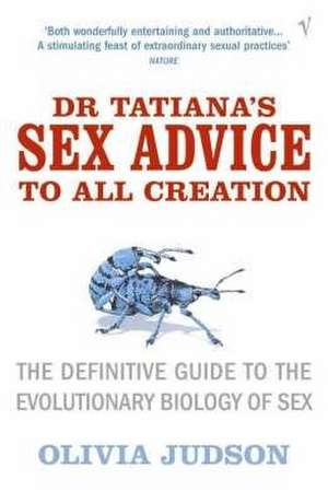 Dr Tatiana's Sex Advice to All Creation imagine