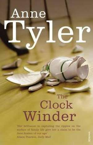The Clock Winder de Anne Tyler