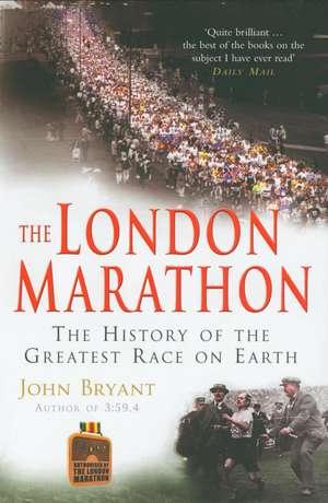 The London Marathon imagine