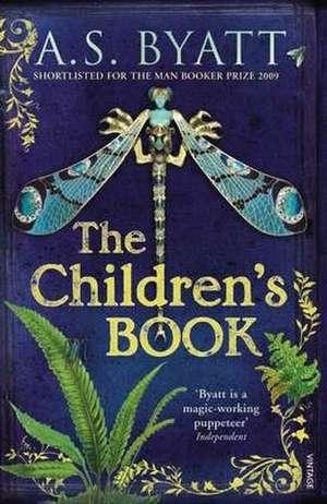 The Children's Book de A. S. Byatt