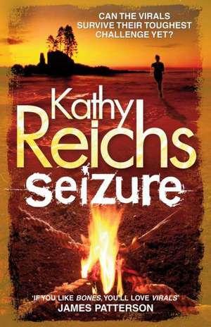 Seizure de Kathy Reichs