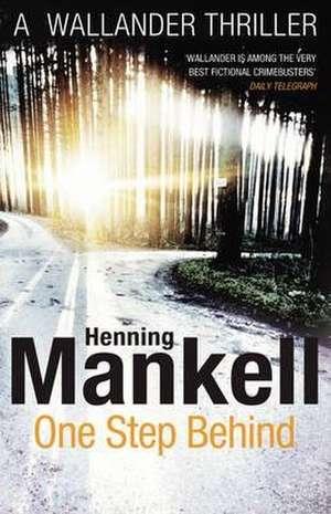 One Step Behind de Henning Mankell