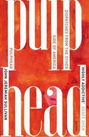 Pulphead de John Jeremiah Sullivan