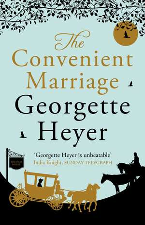 The Convenient Marriage de Georgette Heyer