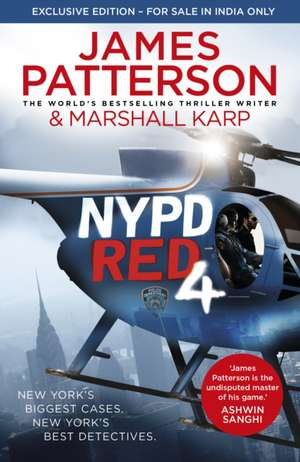 NYPD Red 4 de James Patterson