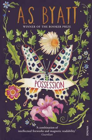 Possession de Antonia S. Byatt