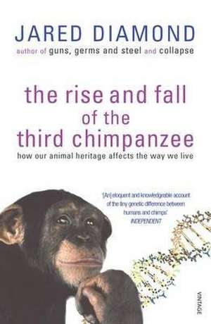 The Rise And Fall Of The Third Chimpanzee imagine