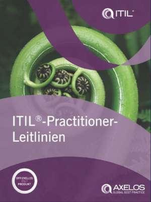 ITIL Practitioner-Leitfaden de  Axelos