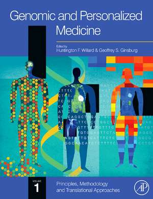 Genomic and Personalized Medicine: V1-2 de Geoffrey S. Ginsburg