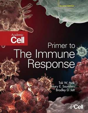 Primer to the Immune Response de Tak W. Mak