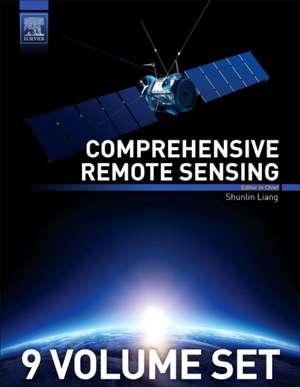 Comprehensive Remote Sensing de Shunlin Liang