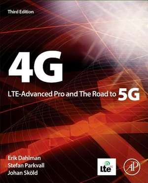 4G, LTE-Advanced Pro and The Road to 5G imagine
