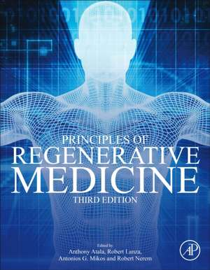 Principles of Regenerative Medicine de Anthony Atala