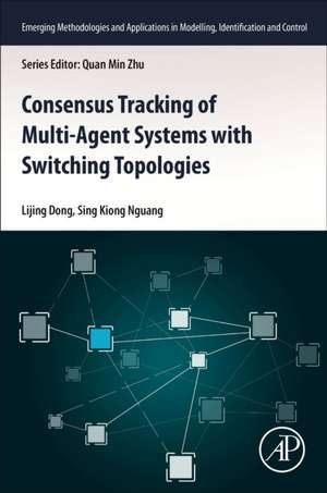 Consensus Tracking of Multi-Agent Systems with Switching Topologies de Lijing Dong