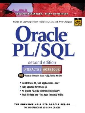 Oracle PL/SQL Interactive Workbook