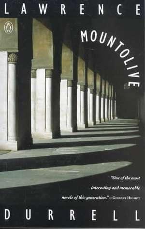 Mountolive de Lawrence Durrell